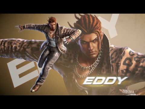 TEKKEN 7 - Eddy Gordo Character Reveal Trailer | PS4, XB1, PC