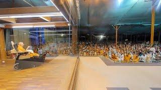 Guruhari Darshan 10 Sep 2014, Sarangpur, India