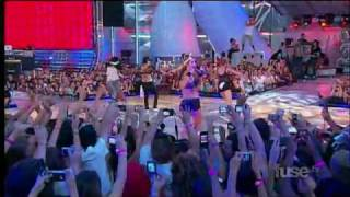 Justin Bieber and Miley Cyrus - PARTY IN THE USA