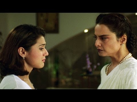 Secrets Revealed By Rekha - Dil Hai Tumhara Scene | Mahima, Preity video
