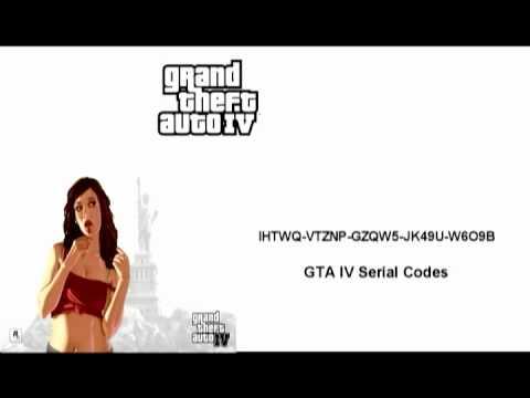 Gta 4 Offline Activation Serial
