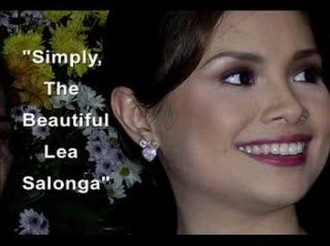 Lea Salonga - Lessons Of Love