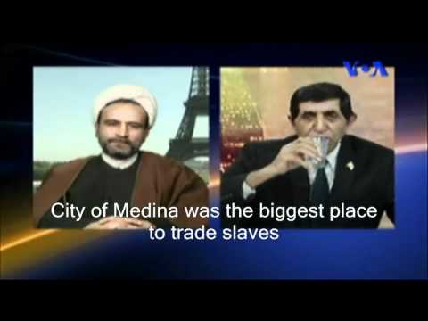 Bahram Moshiri vs Akhund about Holiness of Quran (English subtitles) 13 March, 2012
