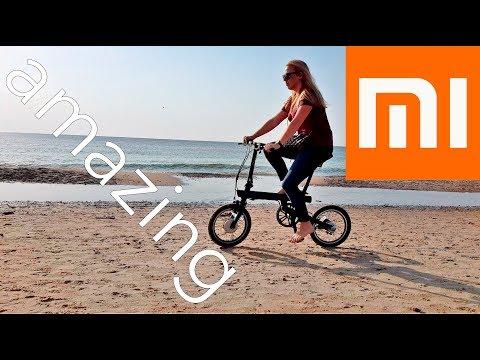 Xiaomi QiCycle Bike Review - My Dream Smart Mini Bike!