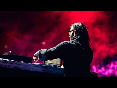Skrillex - All Is Fair In Love And Brostep (live  Tomorrowland 2014) video