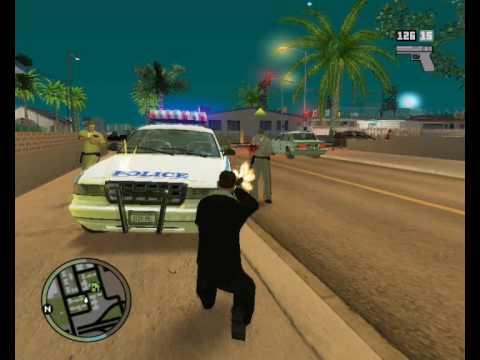 GTA San Andreas GTA IV MOD