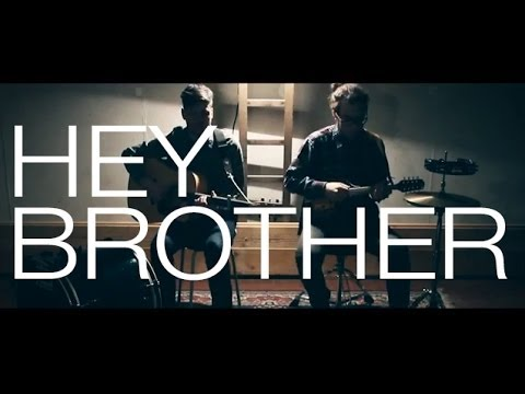 Hey Brother - Avicii (acoustic Cover By Damien Mcfly Feat. Facs) video