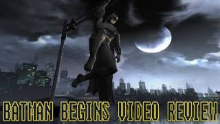 Batman Begins Game Review (Gc/Ps2/Xbox)