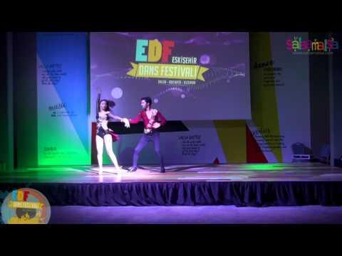 Mehmet Emin & Berra Dance Performance | EDF 2017