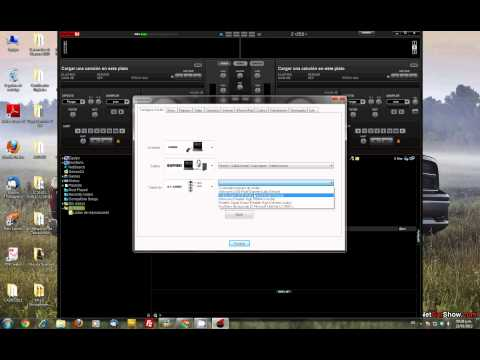 Configuracion de Virtual DJ 7.0 con Tarjeta de Sonido Vantec 7.1 Modelo NBA-200U