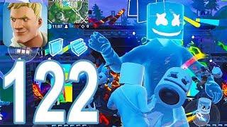 Fortnite - Gameplay Walkthrough Part 122 - Marshmello Event (iOS)