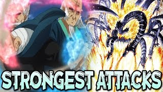 Ranking The Strongest Attacks in One Punch Man