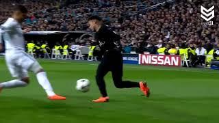 Neymar vs Real Madrid Away HD 1080i 14 02 2018