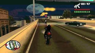 Let's Play GTA San Andreas Part 50: T-Bone Mendez [100%] (German)