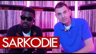 Sarkodie breaks down new album Highest, talks UK Afrobeats
