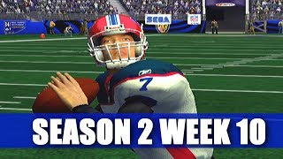 ESPN NFL 2K5 BILLS FRANCHISE VS RAVENS - HE DID IT AGAIN - (S2W10)