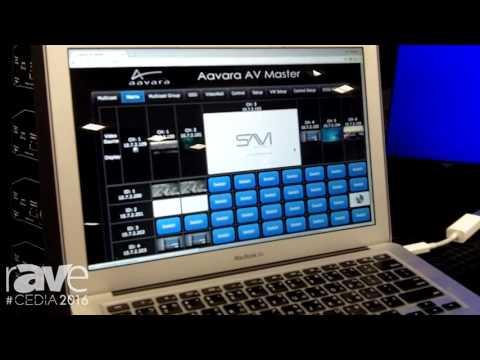 CEDIA 2016: Aavara Brings 4K Over IP Aavara Units to CEDIA 2016