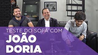 Teste do Sofá ep. 11   João Doria