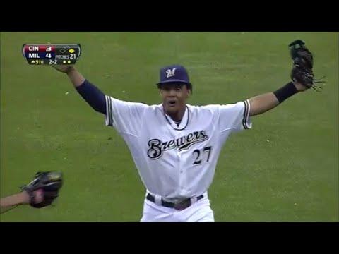 MLB Game Winning Catches