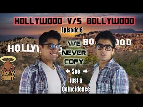 #hollyshit || Episode 6  || Bollywood Never Copies Hollywood video