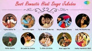 Best of Romantic Hindi Songs   Audio Jukebox    Hindi Love Songs