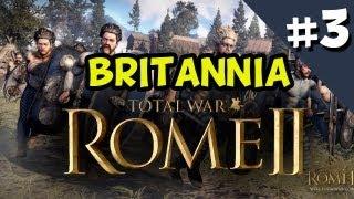 Total war rome 2 gameplay walkthrough