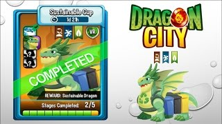 Dragon City - Sustainable Dragon [Sustainable Cup | Full Fight & Combat]