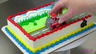 How to Decorate a PAW Patrol™ Just Yelp for Help DecoSet® Cake