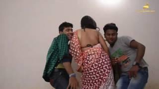 Bengali Munni Bhabhi Romancce With Two Young Boys