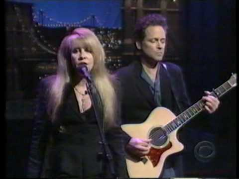Lindsey Buckingham & Stevie Nicks ~ Big Love/Landslide ~ Live Video