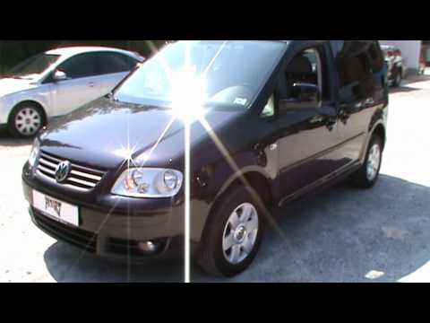2008 VW Caddy 1.9 TDI LIFE Full Review.Start Up. Engine. and In Depth Tour