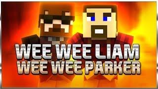WEE WEE LIAM & PEE PEE PARKER
