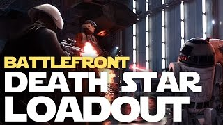 Best Death Star Loadout - How to Dominate the Death Star - Battlefront Death Star Gameplay