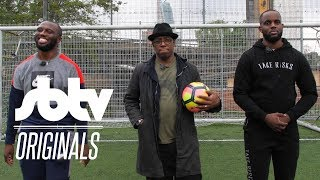 Ian Wright x RV x Headie One   Wrighty's Tekkers Challenge   EP 4: SBTV
