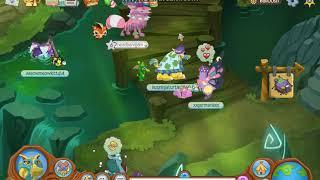 Animal Jam - New land means new animals