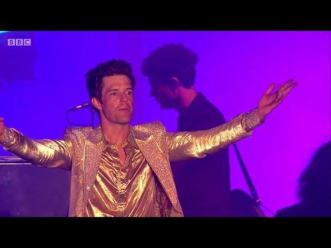Download Lagu The Killers Mr. Brightside AMAZING CROWD  - Glasgow 2018 (TRNSMT Festival)..mp3