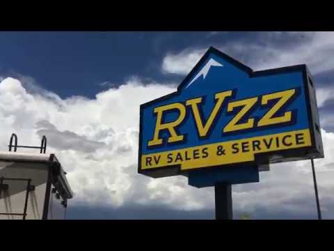 A tour of our new lot! Rvzz - Get Your RV On