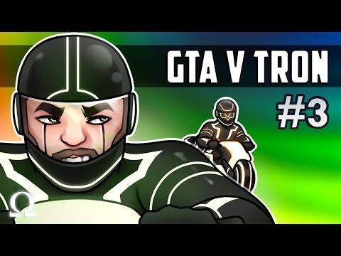 """Misc Computer Games - GTA3. """"Outro"""""""