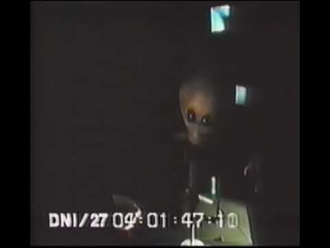 Extraterrestre Capturado en Area 51