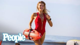 Baywatch: Kelly Rohrbach On SI Swimsuit, Dating, What She Looks For In A Guy   People NOW   People
