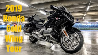 2019 Honda Gold Wing Tour – Ride Review
