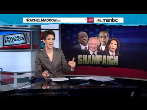 Rachel Maddow  Michele Bachmann Conservative Campaigns