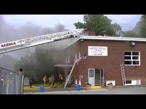 Nashua Fire 103 Lock St. 3 Alarm Box 327  July 13 2014