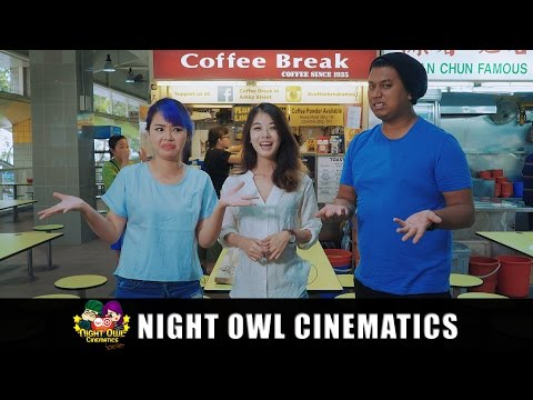 Weirdest Hawker Food in Singapore! (The Foodie Express) | ryansylvia