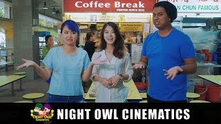 Weirdest Hawker Food in Singapore! (The Foodie Express)
