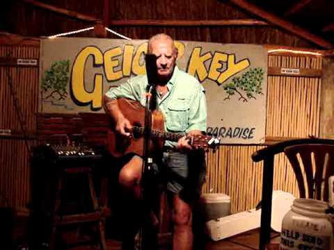 Joe Mama plays at Geiger Key Marina & Smokehouse