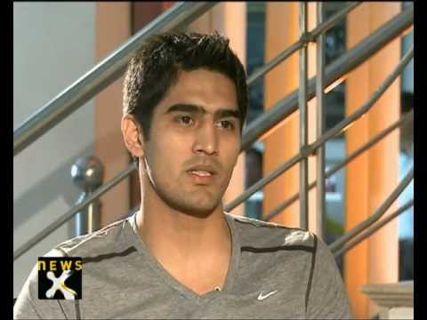Vijender Singh- India's Gold Bet -- 1 of 2