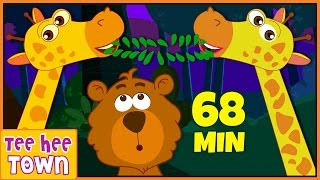Jungle Song | Jungle Jungle Here we Come to You! Animal Songs | Wild Animals Song