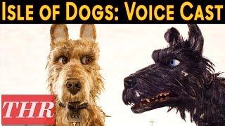 'Isle of Dogs' Voice Cast: Scarlett Johansson, Bryan Cranston, Bill Murray & More!   THR