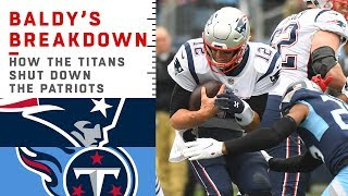 How the Titans Blew Out the Patriots   NFL Film Review
